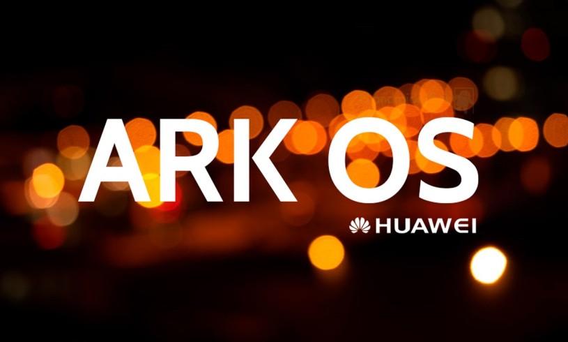 Huaweijev zamjenski OS za Android zvat će se – ARK OS…www